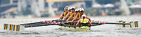 Poznan, POLAND.  2006, FISA, Rowing, World Cup, AUS W8+ bow  Robyn SELBY SMITH, Jo LUTZ,  Amber BRADLEY,  Kate HORNSY, Kim CROW, Sarah  COOK,  Emily MARTIN,  Sarah HEARD,  cox  Lizzy PATRICK, move  away from  the  start, on the Malta  Lake. Regatta Course, Poznan, Thurs. 15.06.2006. © Peter Spurrier   ...[Mandatory Credit Peter Spurrier/ Intersport Images] Rowing Course:Malta Rowing Course, Poznan, POLAND