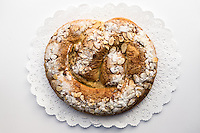 Kringle from Mortensen's Danish Bakery, Solvang, California. Images are available for editorial licensing, either directly or through Gallery Stock. Some images are available for commercial licensing. Please contact lisa@lisacorsonphotography.com for more information.