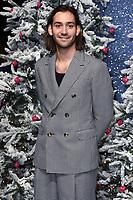 "LONDON, UK. November 11, 2019: Maxim Baldry arriving for the ""Last Christmas"" premiere at the BFI Southbank, London.<br /> Picture: Steve Vas/Featureflash"
