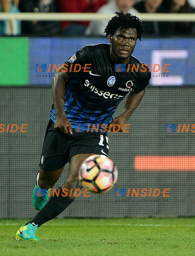 Franck Kessie Atalanta<br /> Bergamo 21-09-2016 Stadio Ateleti Azzurri - Football Calcio Serie A Atalanta - Palermo. Foto Giuseppe Celeste / Insidefoto