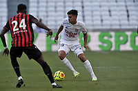 4th July 2020; Lyon, France; French League 1 friendly due to the Covid-19 pandemic forced league ending;  Bruno Guimaraes (lyon)