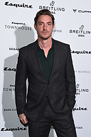 LONDON, UK. October 16, 2019: Max Brown arriving for the Esquire Townhouse 2019 launch party, London.<br /> Picture: Steve Vas/Featureflash