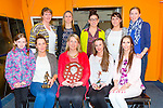 Winners Div 1 Ladies St Marys Castleisland at The Kerry Area Basketball Board annual Awards and Medal presentations at the Kingdom Greyhound Stadium Tralee on  Tuesday