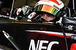 Adrian Sutil (GER), Sauber F1 Team<br />  Foto © nph / Mathis