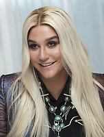"""Kesha promotes her song """"Here Comes the Change"""", a song that she has written for the movie """"On the basis of sex"""", at the London Hotel in West Hollywood, CA. November 18, 2018. Credit: Action Press/MediaPunch ***FOR USA ONLY***"""