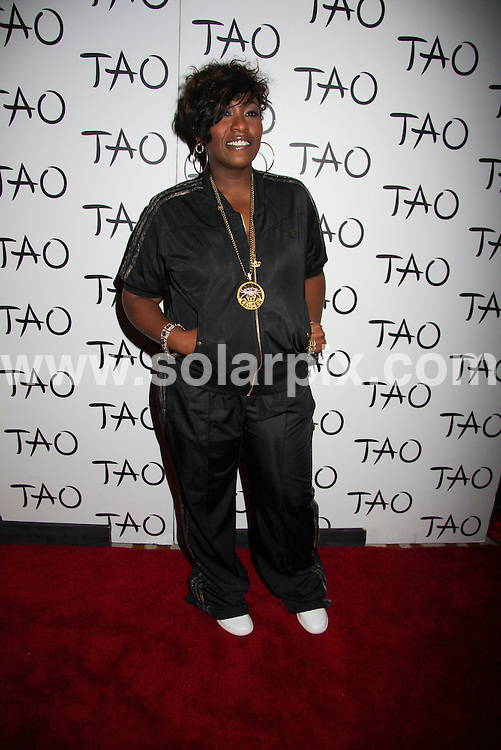 **ALL ROUND PICTURES FROM SOLARPIX.COM**.**SYNDICATION RIGHTS FOR UK, SPAIN, PORTUGAL, AUSTRALIA, S.AFRICA & DUBAI (U.A.E) ONLY**.Missy Elliott Birthday Celebration at Tao Nightclub at the Venetian Hotel and Casino, Las Vegas. July 11, 2008...JOB REF: 6818 PHZ    DATE: 11_07_2008.**MUST CREDIT SOLARPIX.COM OR DOUBLE FEE WILL BE CHARGED* *UNDER NO CIRCUMSTANCES IS THIS IMAGE TO BE REPRODUCED FOR ANY ONLINE EDITION WITHOUT PRIOR PERMISSION*