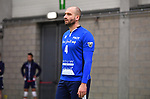 2017-10-28 / Volleybal / Seizoen 2017-2018 / Heren Fixit Kalmthout / Christof Van Goethem<br /> <br /> ,Foto: Mpics.be