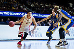Nagoya Diamond Dolphins vs Seoul Samsung Thunders during The Asia League's The Terrific 12 Third Place match at Studio City Event Center on 23 September 2018, in Macau, Macau. Photo by Yu Chun Christopher Wong / Power Sport Images for Asia League