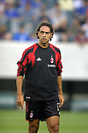 2 August 2004: Alessandro Nesta. AC Milan of La Liga in Italy defeated Chelsea of the English Premier League 3-2 at Lincoln Financial Field in Philadelphia, PA in a ChampionsWorld Series friendly match..