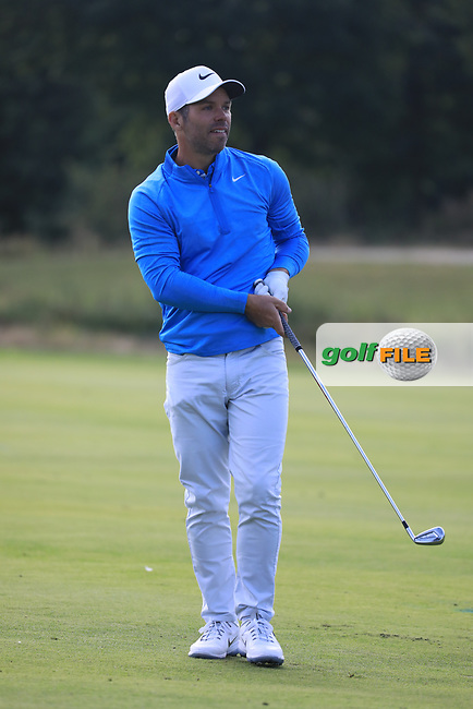 Paul Casey (ENG) during the second round of the Porsche European Open , Green Eagle Golf Club, Hamburg, Germany. 06/09/2019<br /> Picture: Golffile   Phil Inglis<br /> <br /> <br /> All photo usage must carry mandatory copyright credit (© Golffile   Phil Inglis)