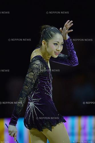 Riko Anakubo (JPN),.SEPTEMBER 30, 2012 - Rhythmic Gymnastics : AEON CUP 2012 Worldwide R.G. Club Championships at 1st Yoyogi Gymnasium, Tokyo, Japan. (Photo by Jun Tsukida/AFLO SPORT) [0003]