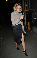 Olivia Palermo at the Maison Makarem LFW s/s 2017 presentation &amp; champagne reception, The Ritz Hotel, Piccadilly, London, England, UK, on Friday 16 September 2016.<br /> CAP/CAN<br /> &copy;CAN/Capital Pictures /MediaPunch ***NORTH AND SOUTH AMERICAS ONLY***