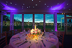 Luton Hoo Walled Garden Conservatory Wedding Set Up  3rd March 2013
