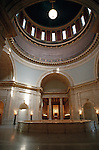 State Capitol interior, Charleston, West Virginia, USA