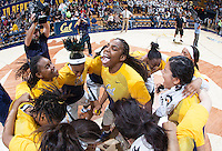 CAL (W) Basketball vs Washington, January 31, 2015