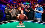 Champion Adam Friedman with friends & family