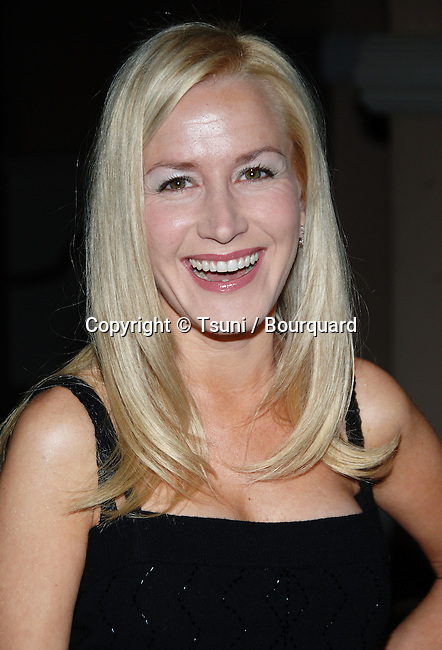 Angela Kinsey arriving at the NBC tca Party at the Ritz Carlton in Passadena. January 21, 2006.