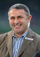 FUSSBALL   1. BUNDESLIGA   SAISON 2011/2012    7. SPIELTAG SV Werder Bremen - Hertha BSC Berlin                   25.09.2011 Manager Klaus ALLOFS (SV Werder Bremen)