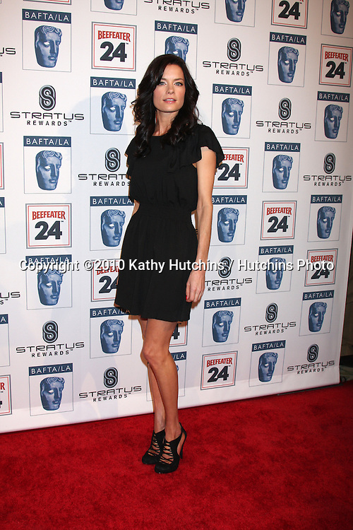 Gina Holden.arriving at the BAFTA/LA Awards Season Tea Party 2010.Beverly Hills Hotel.Beverly Hills, CA.January 16, 2010.©2010 Kathy Hutchins / Hutchins Photo....