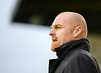 Burnley manager Sean Dyche<br /> <br /> Photographer Alex Dodd/CameraSport<br /> <br /> The Premier League - Burnley v Fulham - Saturday 12th January 2019 - Turf Moor - Burnley<br /> <br /> World Copyright © 2019 CameraSport. All rights reserved. 43 Linden Ave. Countesthorpe. Leicester. England. LE8 5PG - Tel: +44 (0) 116 277 4147 - admin@camerasport.com - www.camerasport.com