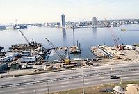 1982 October ..Redevelopment.Downtown South (R-9)..OTTER BIRTH .CONSTRUCTION PROGRESS...NEG#.NRHA#..