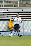 18 June 2004: Kylie Bivens. The Atlanta Beat tied the New York Power 2-2 at the National Sports Center in Blaine, MN in Womens United Soccer Association soccer game featuring guest players from other teams.