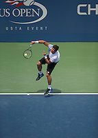 Raonic Serve 2 US Open 2013