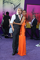 19 April 2017 - Hollywood, California - Zoe Saldana,  Marco Perego. Premiere Of Disney And Marvel's &quot;Guardians Of The Galaxy Vol. 2&quot; held at Dolby Theatre. <br /> CAP/ADM/PMA<br /> &copy;PMA/ADM/Capital Pictures