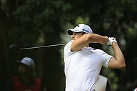 Andrea Pavan (ITA) during the 2nd round at the WGC HSBC Champions 2018, Sheshan Golf CLub, Shanghai, China. 26/10/2018.<br /> Picture Fran Caffrey / Golffile.ie<br /> <br /> All photo usage must carry mandatory copyright credit (&copy; Golffile | Fran Caffrey)