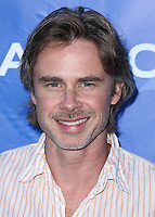 SANTA MONICA, CA, USA - MAY 16: Sam Trammell at the Nautica And LA Confidential's Oceana Beach House Party held at the Marion Davies Guest House on May 16, 2014 in Santa Monica, California, United States. (Photo by Xavier Collin/Celebrity Monitor)