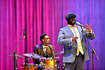 Gregory Porter and Sara Gazarek In Concert at The Adrienne Arsht Center for the Performing Arts