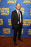 "Geno Carr attends the ""Come From Away"" Broadway Opening Night After Party at Gotham Hall on March 12, 2017 in New York City."