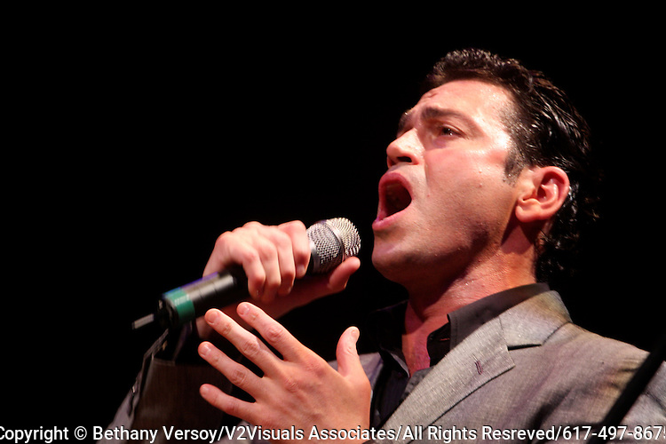 CAMBRIDGE, MA - Mario Frangoulis .