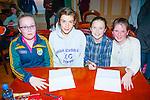 Half marks<br /> --------------<br /> Dromid/Caherdanial team L-R Eireann O'Sullivan,Laura Dwyre,Jessica Galvin&amp;Saoirse Curran