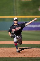 Kyle Crockett - Cleveland Indians 2016 spring training (Bill Mitchell)