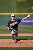 Kyle Crockett - Cleveland Indians 2016 spring training (Bill Mitchell)