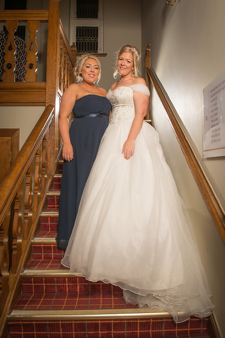 An image from Karen & Cameron's Wedding Day
