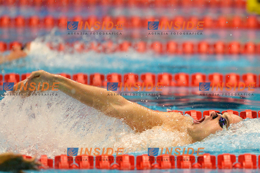 Laszlo Cseh Hungary 200m Medley Men <br /> Herning 12-12-2013 Jyske Bank Boxen <br /> European Short Course Swimming Championships - Campionati Europei nuoto vasca corta<br /> Foto Andrea Staccioli / Insidefoto