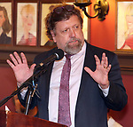 Oskar Eustis during The 69th Annual Outer Critics Circle Awards Dinner at Sardi's on May 23, 2019 in New York City.