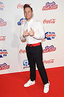 Olly Murs<br /> at Capital's Jingle Bell Ball 2018 with Coca-Cola, O2 Arena, London<br /> <br /> ©Ash Knotek  D3465  08/12/2018
