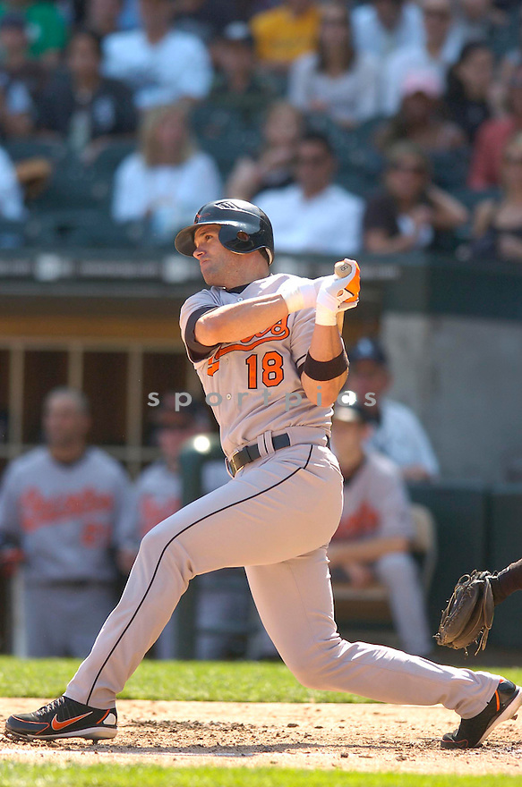 Javier Lopez, of the Baltimore Orioles, during their game against the Chicago White Sox on July 4, 2006 in Chicago.....Chris Bernacchi / SportPics