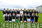 Feale Rangers Team - Under 14 County District Shield Feale Rangers versus East Kerry at Firies Gaa ground on Sunday