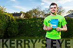 Trevor Leen from Ardfert who is a 6th year in Mercy Mounthawk who is promoting mental health awareness.