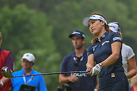 So Yeon Ryu (KOR) watches her tee shot on 10 during round 1 of the U.S. Women's Open Championship, Shoal Creek Country Club, at Birmingham, Alabama, USA. 5/31/2018.<br /> Picture: Golffile   Ken Murray<br /> <br /> All photo usage must carry mandatory copyright credit (© Golffile   Ken Murray)