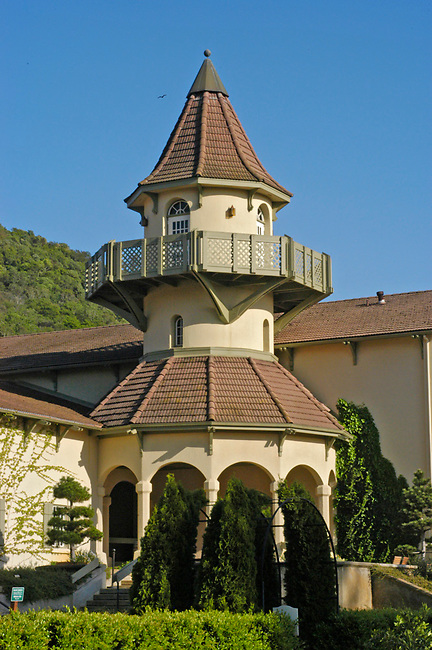 Chateau St. Jean, Kenwood, California, near Santa Rosa