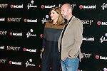 "Manuela Velasco and Jaume Balaguero attend the presentation of the movie ""REC 4"" at Palafox Cinema in Madrid, Spain. October 27, 2014. (ALTERPHOTOS/Carlos Dafonte)"