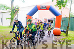 The Start of the Pedal in the Park in Listowel on Sunday morning last.