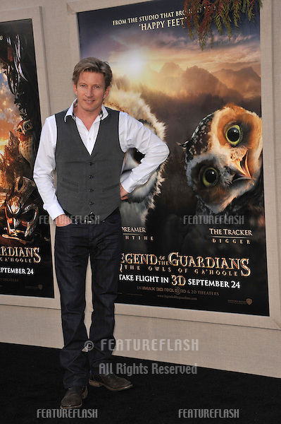 "David Wenham at the world premiere of his new movie ""Legends of the Guardians: The Owls of Ga'Hoole"" at Grauman's Chinese Theatre, Hollywood..September 19, 2010  Los Angeles, CA.Picture: Paul Smith / Featureflash"