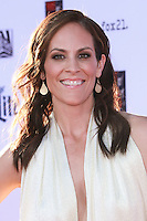 HOLLYWOOD, LOS ANGELES, CA, USA - SEPTEMBER 06: Annabeth Gish arrives at the Los Angeles Premiere Of FX's 'Sons Of Anarchy' Season 7 held at the TCL Chinese Theatre on September 6, 2014 in Hollywood, Los Angeles, California, United States. (Photo by David Acosta/Celebrity Monitor)