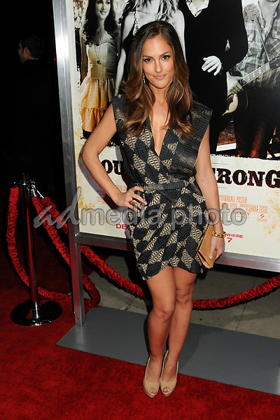 "14 December 2010 - Beverly Hills, California - Minka Kelly. ""Country Strong"" Los Angeles Special Screening held at The Academy of Motion Picture Arts & Sciences. Photo Credit: Byron Purvis/AdMedia"